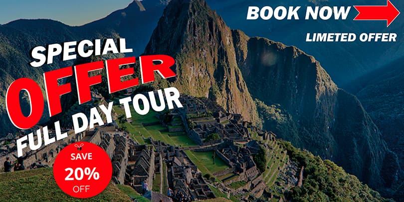 tour to machu picchu full day